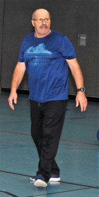 Faustball-Erfolgstrainer Kuno Kühner ist zum TVH zurückgekehrt  und will den Klassenerhalt schaffen.