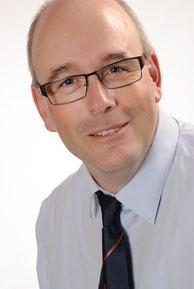 Michael Stroh, Vorsitzender des Feuerwehrverband Wetzlar e. V.
