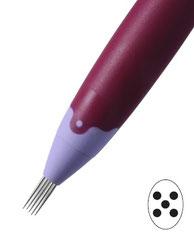 Pergamano 5 Needle Tool