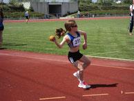Julie Merlene Neff schafft Qualifikation