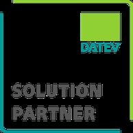 DATEV System-Partner Logo