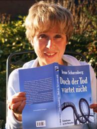 """Irene Scharenberg liest aus ihrem Roman """"Doch der Tod wartet nicht"""""""