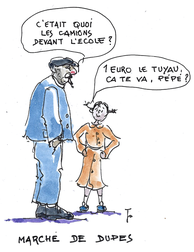 Dessin de Jo Le Floch