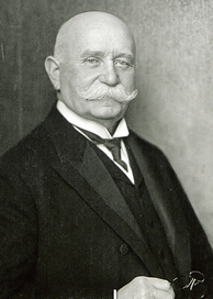 Ferdinand von Zeppelin / Quelle: Wikipedia (Creative Commons)