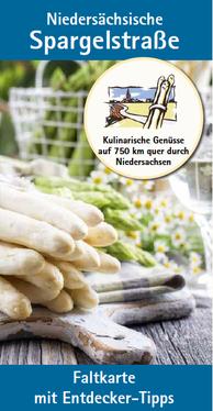 """Die E-Broschüre """"Niedersächsische Spargelstraße"""" - nur einen Klick weit entfernt!"""