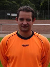 Torhüter Marius Hampel hilft am Sonntag bei der Ersten aus.