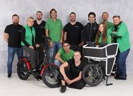 Das Team des Lastenfahrrad-Zentrums in Bonn