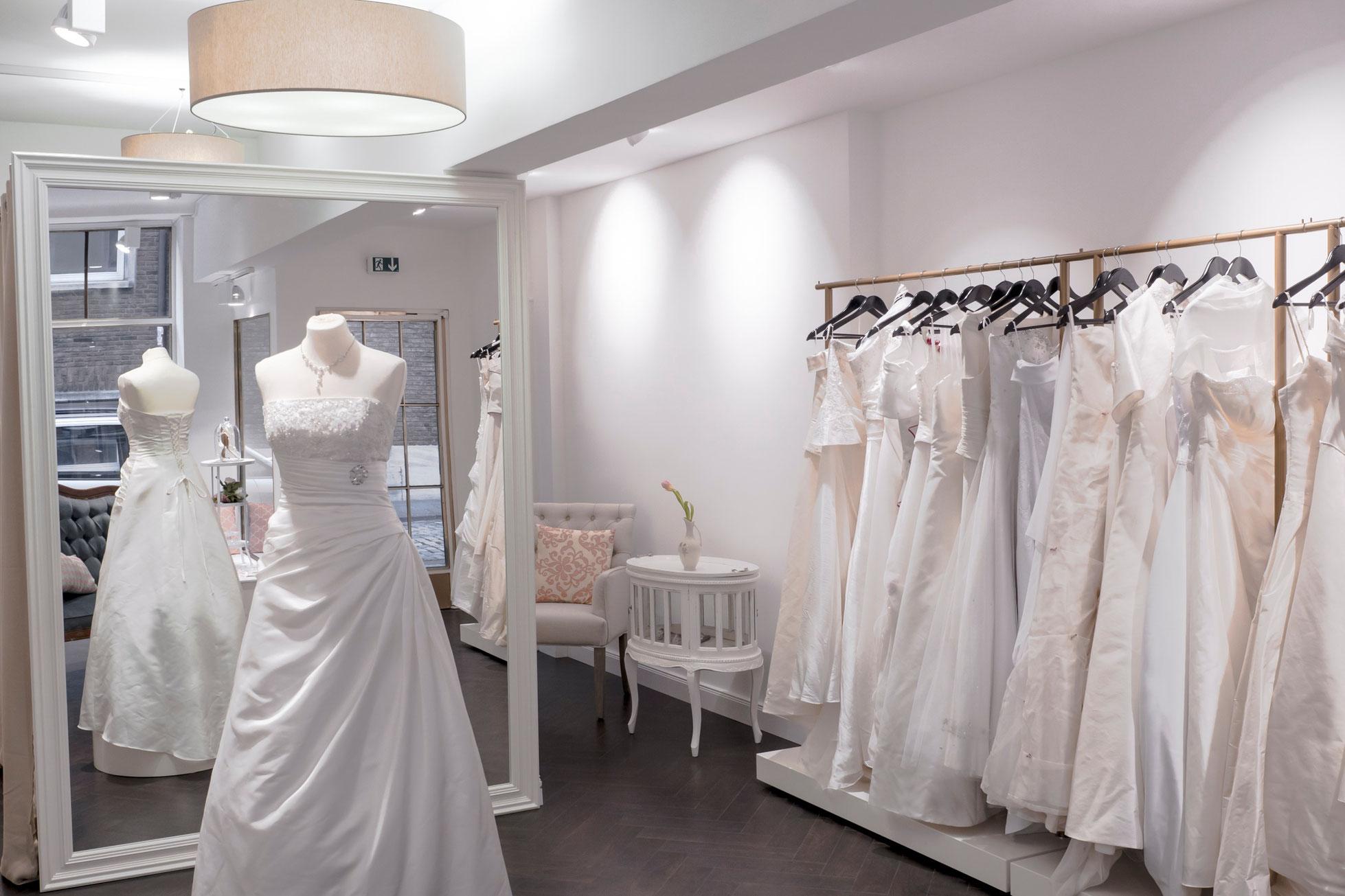 Begrüßung im Audrey Wedding Salon Köln - Begegne hier der schönsten ...