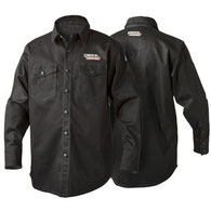 Camisa Negra Lincoln K3113