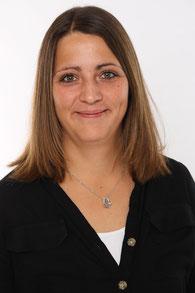 Schulsozialarbeiterin Nadine Kees