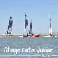 stage catamaran junior
