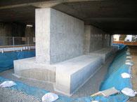 21号新境川橋補強工事