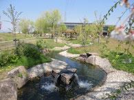 大月浄水公園整備工事