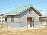 (仮称)穂積野口公園トイレ設置工事