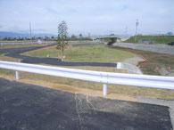 犀川統合排水機場前池整備工事