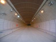 156号岐阜東BP岩田山トンネル内装板設置工事