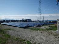太陽光発電所建設工事