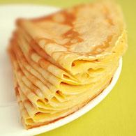 Zuckerarmer Pfannkuchen mit Süßungsmittel von Proweightless