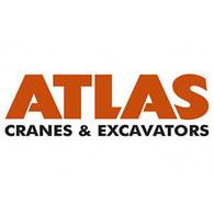 Atlas Excavators logo