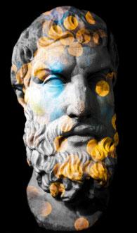 Epikur Hedonismus antike Philosophie Souveränität Lebensform