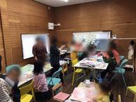 教室風景:子供クラス