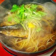 梵保庵,鰊蕎麦,ニシン