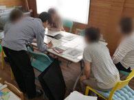 教室風景:一般・大人クラス