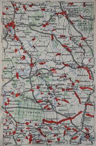 Karte Kohren-Sahlis