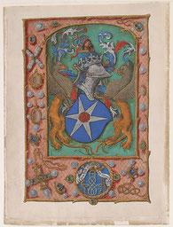 Wappen gestalten am Beispiel eines Vollwappens