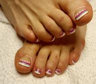 Fußpflege in Lünen, Fußbehandlung, Gel für Füße