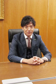 代表取締役社長 小野慶太