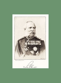 King Albert of Saxony