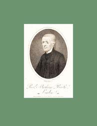 Rev Abraham Booth
