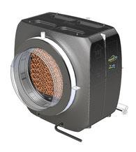 Verdunstungskühler zur adiabaten Luftkühlung