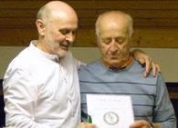 Ehrenmitglied Heribert Klasen