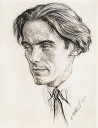 Brailowsky, musicien  1925