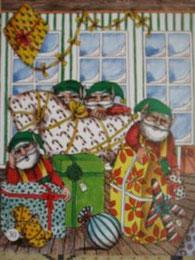 『クリスマスの願いごと』30ページ目