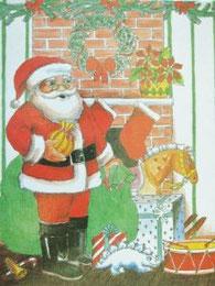 『クリスマスの願いごと』裏表紙