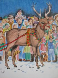 『クリスマスの願いごと』14ページ目