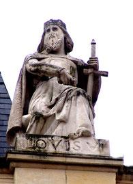 Louis VI le Gros, roi de 1108 à 1137