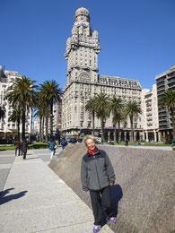 Das einstmals höchste Gebäude Südamerikas: Palacio Salvo
