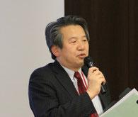物流技術研究会 岡 義人会長