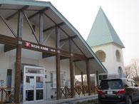 丸光製麺 会社 建物