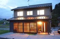 佑樹さんが手掛け、平成25年に賞をもらった家屋。