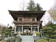 菅原木工 大祥寺の楼門