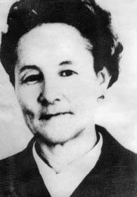 летчица Захарова Вера Кирилловна