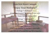 Enjoy, Wellness, Benessere, Massaggi, Massage, Special Promo, Promozione Speciale, vacation, holiday, Vacanze, Filippine, Philippines, Camiguin, Nypa Style Resort