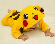 Pickachu Baby Strampler