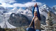 Sektionsleiterin Yoga, Isolde König