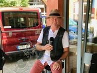 Entertainer buchen, Dorffest DJ Uckermark, Veranstaltungsmoderator, Bernd Winkler Angermünde Kerkow